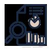 Evaluar las necesidades y problemas de las organizaciones en cuanto al requerimiento de la información para la toma de decisiones y la elaboración de normas de control interno adecuados.