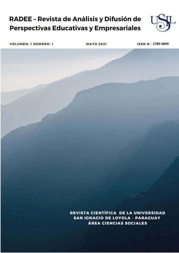 RADEE – Revista de Análisis y Difusión de Perspectivas Educativas y Empresariales